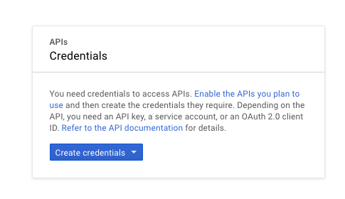 Switching to OAuth in the App Template | NPR Visuals